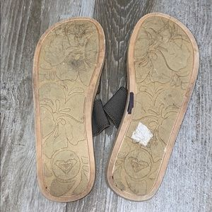 Roxy Shoes - Roxy Shoreside Strappy Slide Sandals